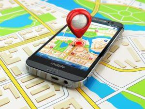 GPS адрес машины
