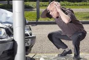 водитель скрылся с места дтп возмещение ущерба схватил Хилвара