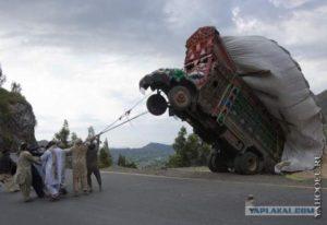 опасен перегруз автомобиля