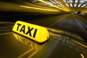 штраф за шашку такси