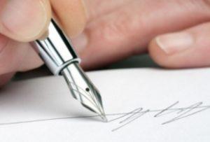 Расписка о возмещении при ДТП