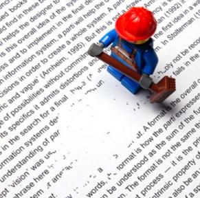 Наличие ошибок и неточностей в бумагах