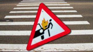 Возмещение вреда пешеходу при ДТП