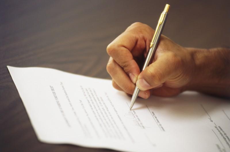 Заявление на сдачу прав после лишения