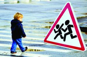 если сбил ребенка на пешеходном переходе