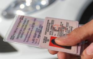 Замена водительских прав в 2018 году