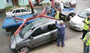 Как забрать автомобиль со штрафстоянки