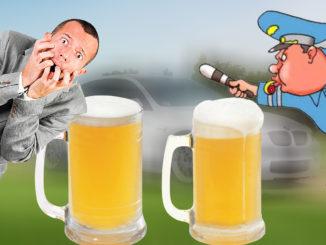Врач-нарколог комментирует различные объемы выпитого пива в самых разных ситуациях. Лишиться прав можно легко!