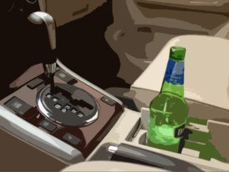 может ли пассажир выпивать в авто