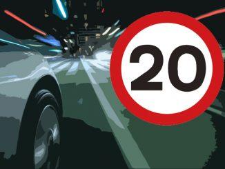 Штраф за превышение скорости в 2019 году