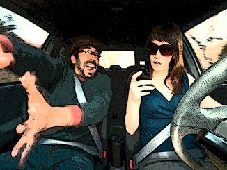 Пьяный водитель доверил руль жене - лишились прав вдвоем