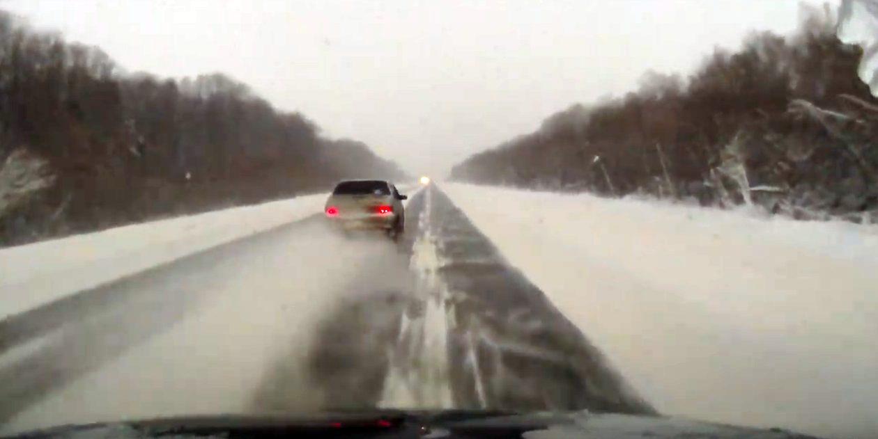 3 ошибки, которые зимой допускают даже опытные водители