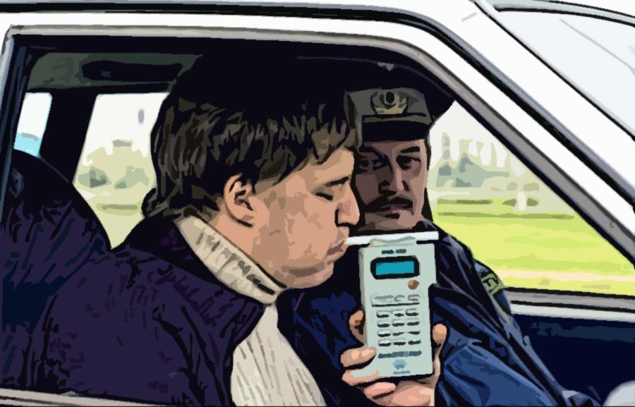 Сколько раз водителю можно дышать в алкотестер ГИБДД?