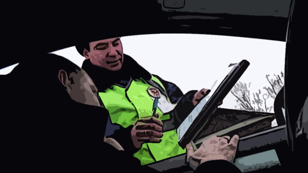 Может ли ГИБДД проверять документы в припаркованной машине?