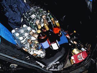 5 правил: как не лишиться прав за выпивку в стоящей машине