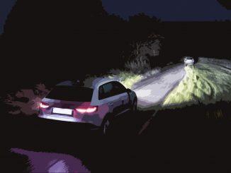 Штраф или лишение прав за светодиодные LED-лампы в фарах?