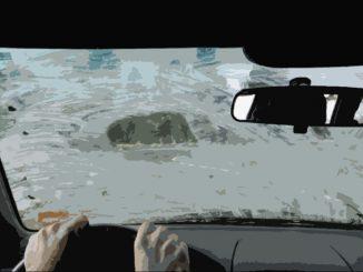 Штраф за грязные стекла автомобиля в 2019 году