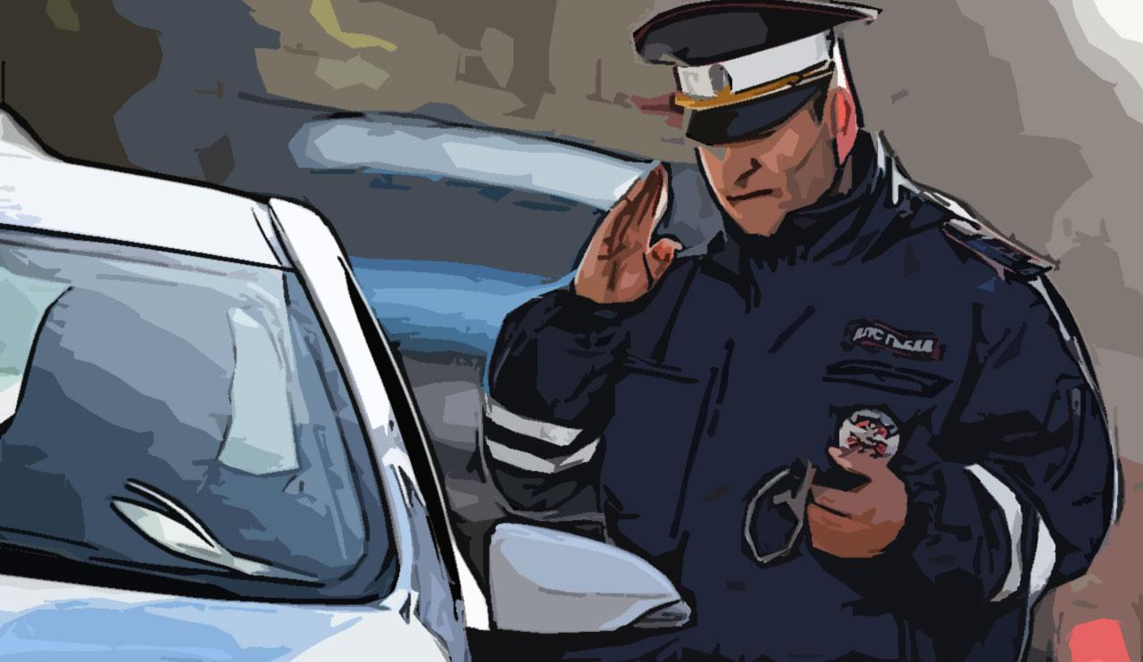 Зачем инспектор ГИБДД просит пройти к нему в машину? Отвечает «гаишник»