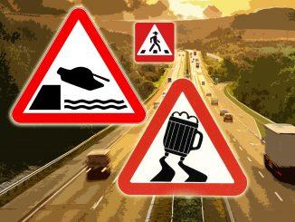 С 1 мая водителей ждут новые дорожные знаки