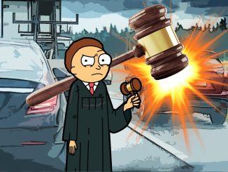 Суд указал «обочечникам» на их место