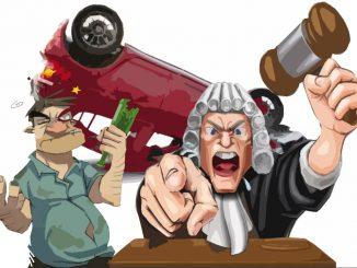 Безумные показания пьяных водителей из протоколов