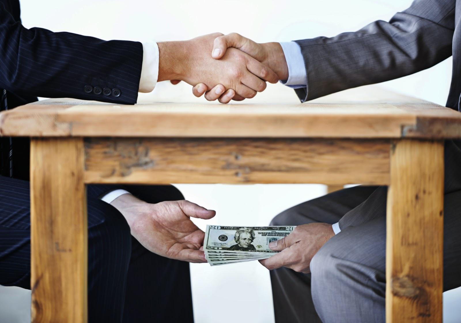 Тест: Насколько вы терпимы к коррупции и есть ли предел вашему терпению?