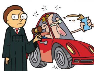 Верховный суд указал, когда пьяного водителя не смогут лишить прав